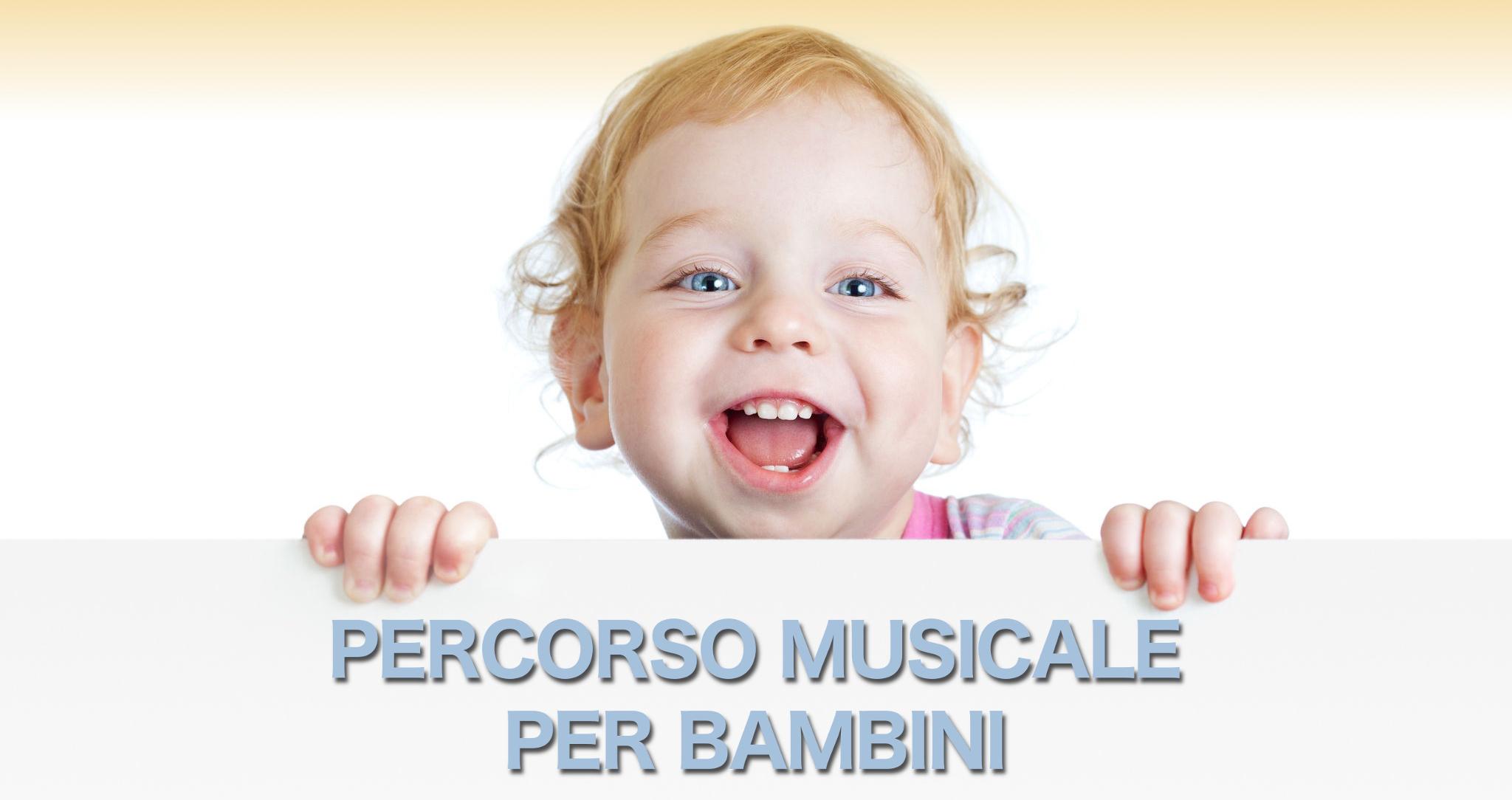 PERCORSO MUSICALE: SI INIZIA!