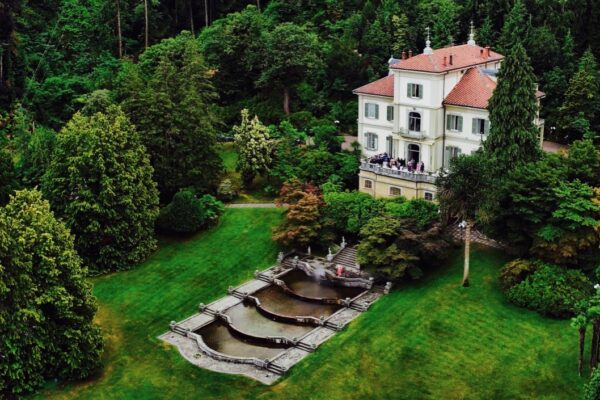 Villa Muggia drone